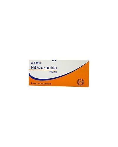 Nitazoxanida (La Sante)