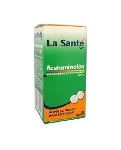 Acetaminofen (La Santé)