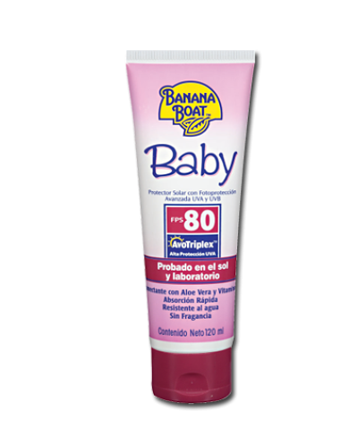 Protector Solar Baby FPS 80