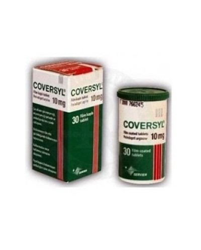 Coversyl (Perindopril)