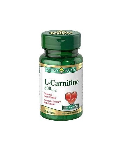 L - Carnitine (Natures Bounty)