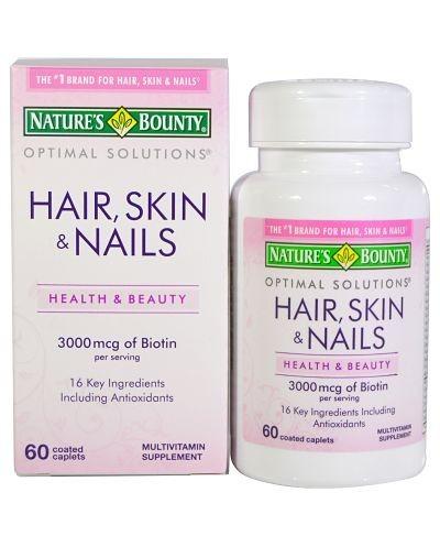 Hair Skin Nail (Natures...