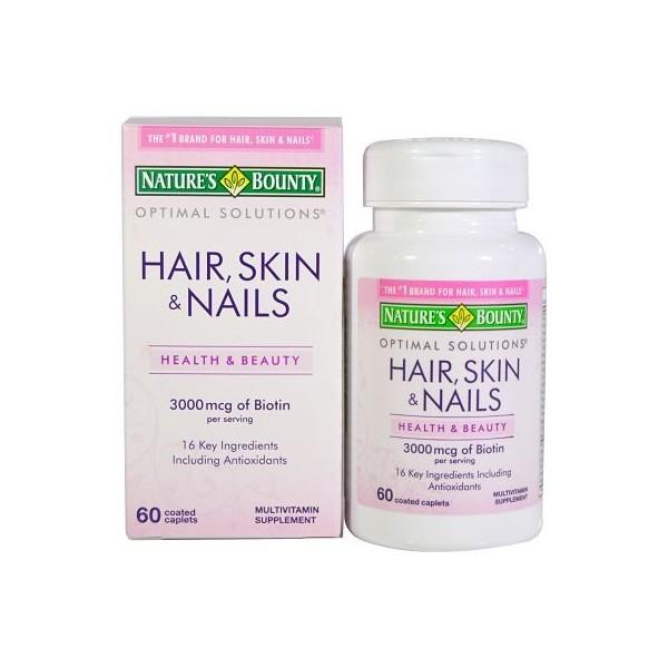 Hair Skin Nail (Natures Bounty)