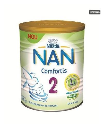 Leche Nan Comfortis 2