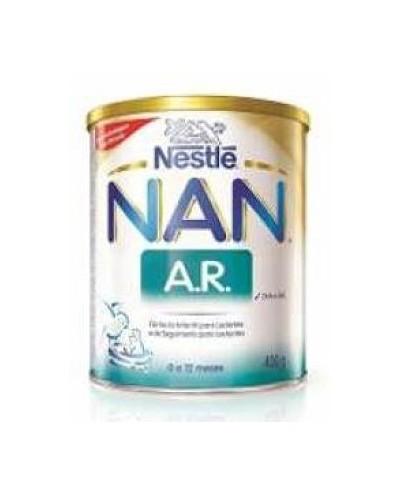 Leche Nan A.R.