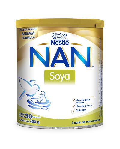 Leche Nan Soya