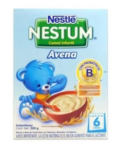 Nestum Probioticos Avena
