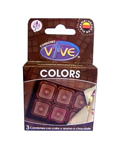 Condon Color Chocolate