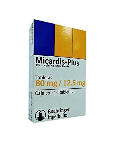 Micardis Plus (Telmisartan...