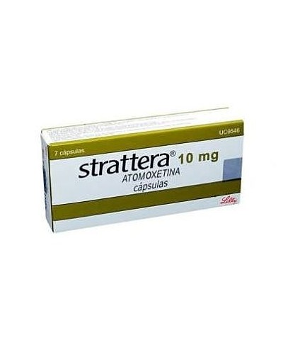 Strattera (Atomoxetina)