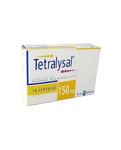 Tetralysal (Limeciclina)