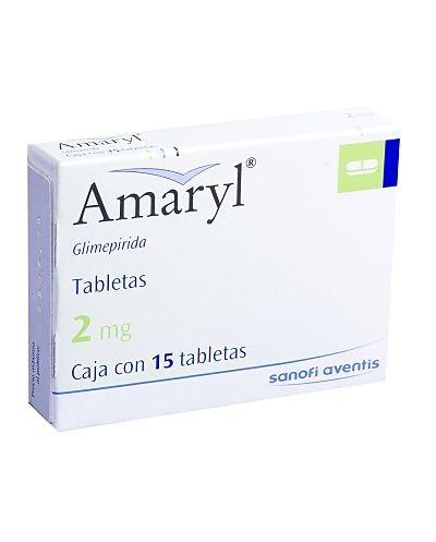 Amaryl (Glimepirida)