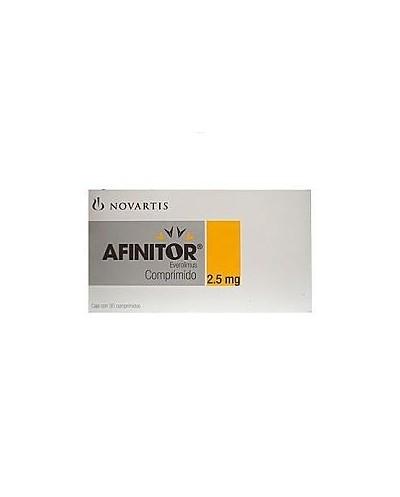 Afinitor (Everolimus)