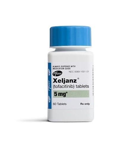 Xeljanz (Tofacitinib)