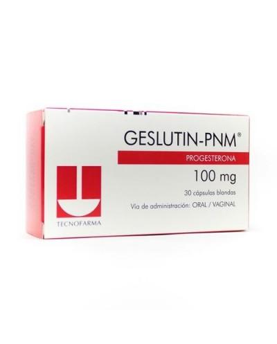 Geslutin (Progesterona)