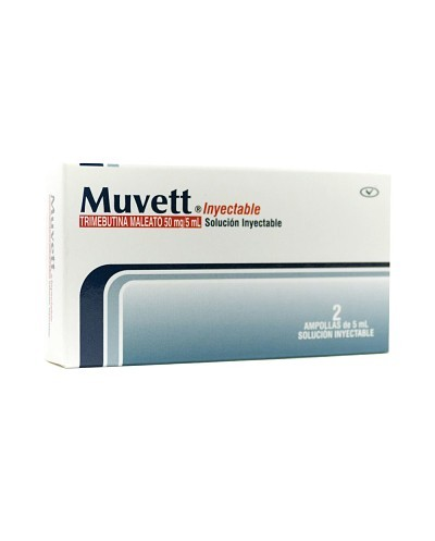 Muvett Inyectable...