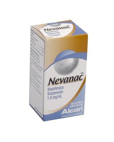 Nevanac (Nepafenaco)