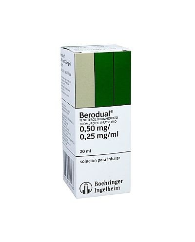 Berodual (Fenoterol /...