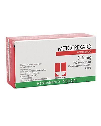Metotrexato (Tecnofarma)