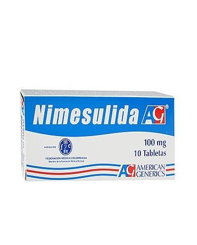 Nimesulida (American Generics)
