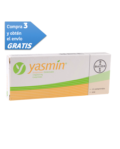 Yasmin (Combo 3-Pack)