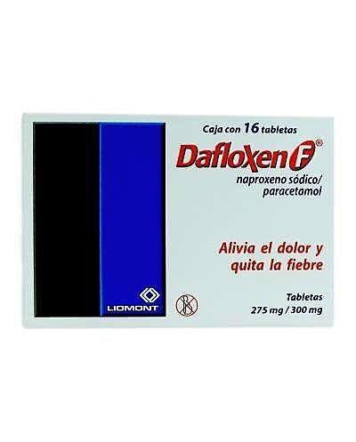 Dafloxen F (Naproxeno /...