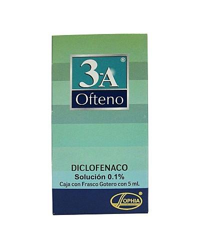 3-A Ofteno (Diclofenaco...