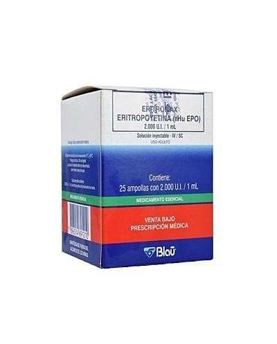 Eritromax (Eritropoyetina)