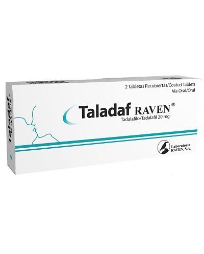 Taladaf (Tadalafilo)