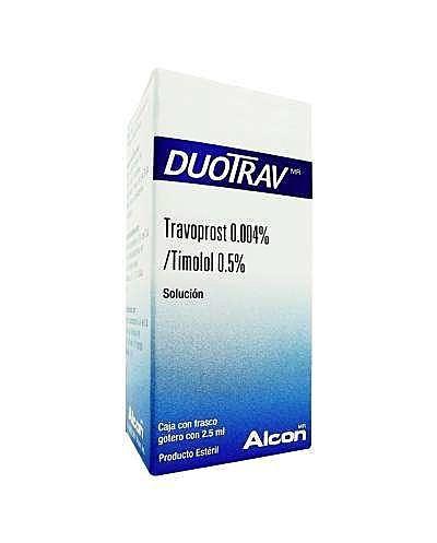 Duotrav (Travoprost / Timolol)