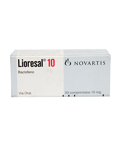 Lioresal (Baclofeno)