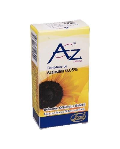 AZ Ofteno (Azelastina)