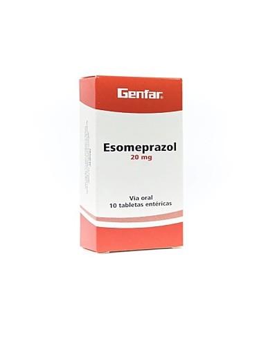 Esomeprazol (Genfar)