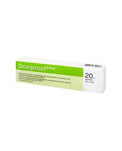 Doxiproct Plus