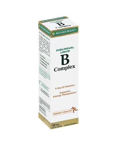 B12 Complex Sublingual...