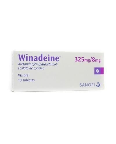 Winadeine (Acetaminofen /...