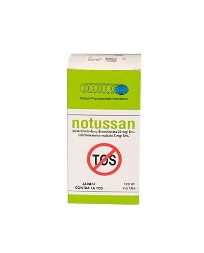Notussan (Dextrometorfano...