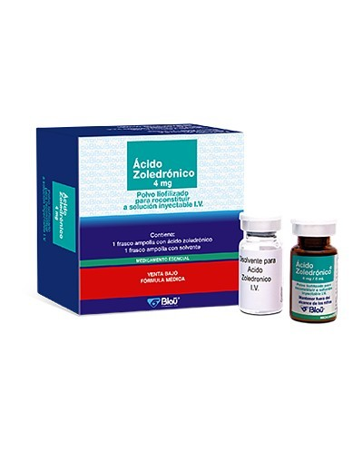 Acido Zoledronico (Blau)