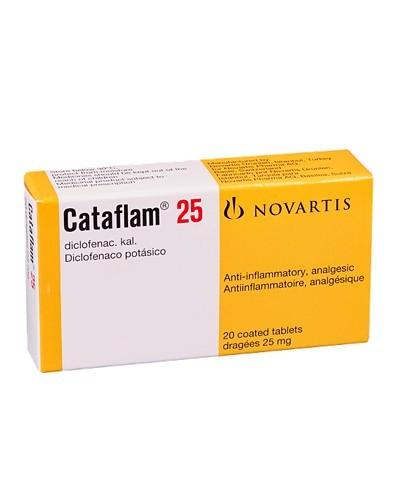 Cataflam (Diclofenaco...