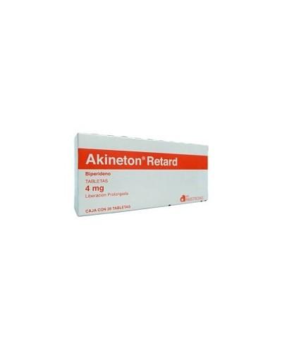 Akineton Retard (Biperideno)