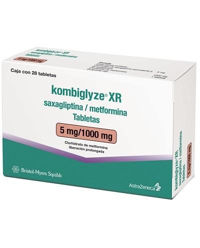 Kombiglyze XR (Metformina /...