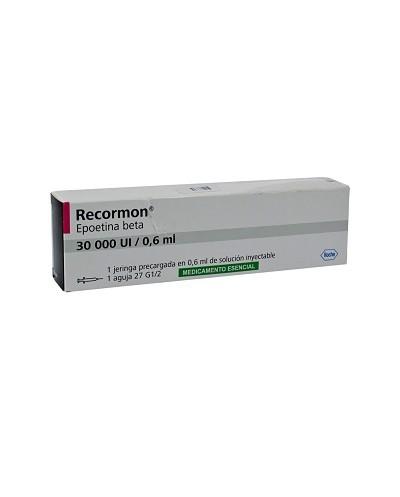 Recormon (Eritropoyetina)
