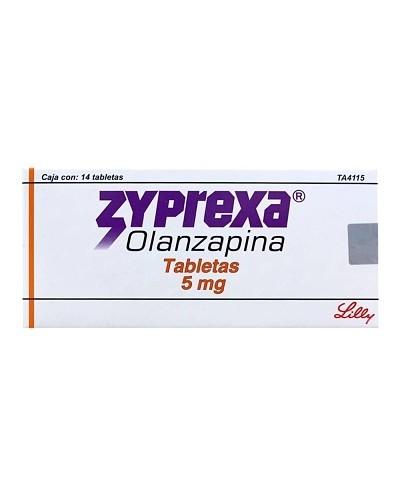 Zyprexa (Olanzapina)