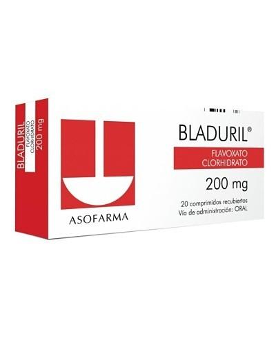 Bladuril (Flavoxato)