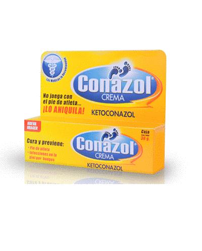 Conazol (Ketoconazol 2%)