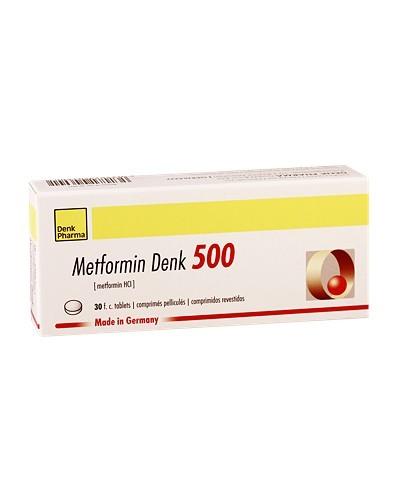 Metformina (Denk)