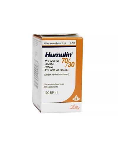 Humulin 70/30 (Insulina)