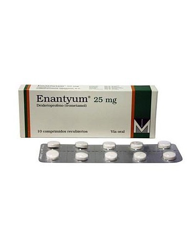 Enantyum (Dexketoprofeno)