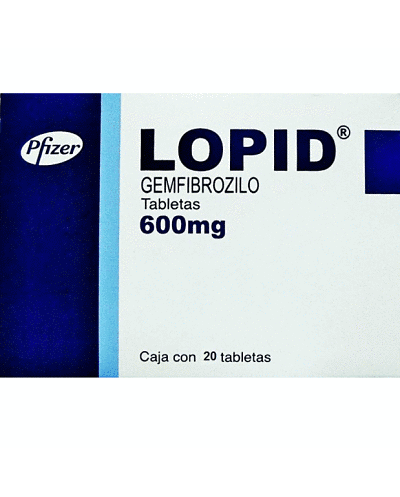 Lopid (Gemfibrozil)