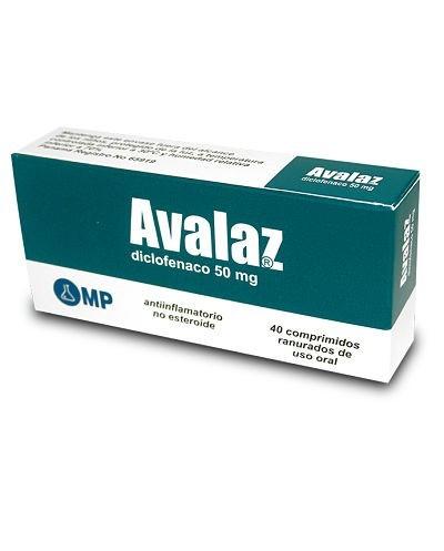 Avalaz (Diclofenaco Sodico)